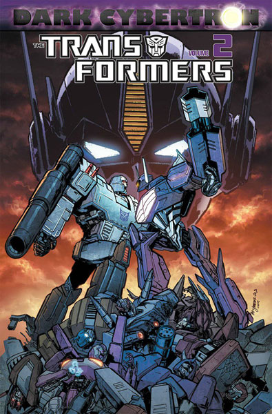 Image: Transformers: Dark Cybertron Vol. 02 SC  - IDW Publishing
