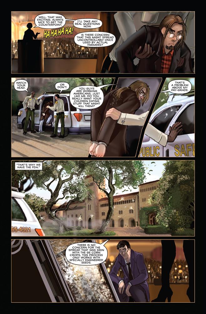 Wildfire #1 (cover A - Linda Sejic) - Image Comics