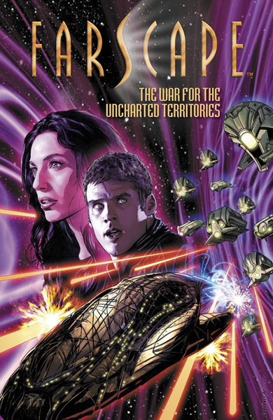 Image: Farscape Vol. 07: The War for the Uncharted Territories SC  - Boom! Studios