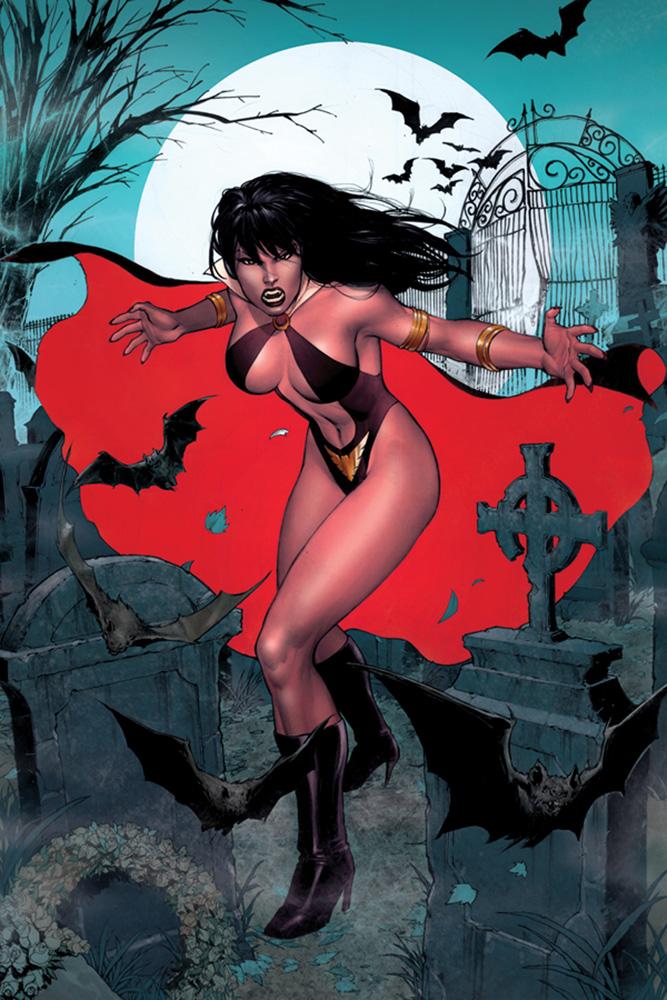 Art of Vampirella: The Dynamite Years HC  - Dynamite