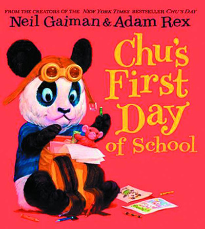Image: Chu's First Day of School HC  - Harper Collins Publishers