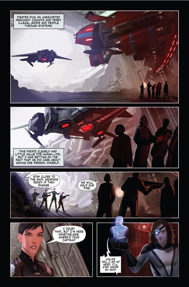 Tales of Honor Vol. 02 #1 (cover D - variant incentive Sejic) (10-copy) - Image Comics - Top Cow