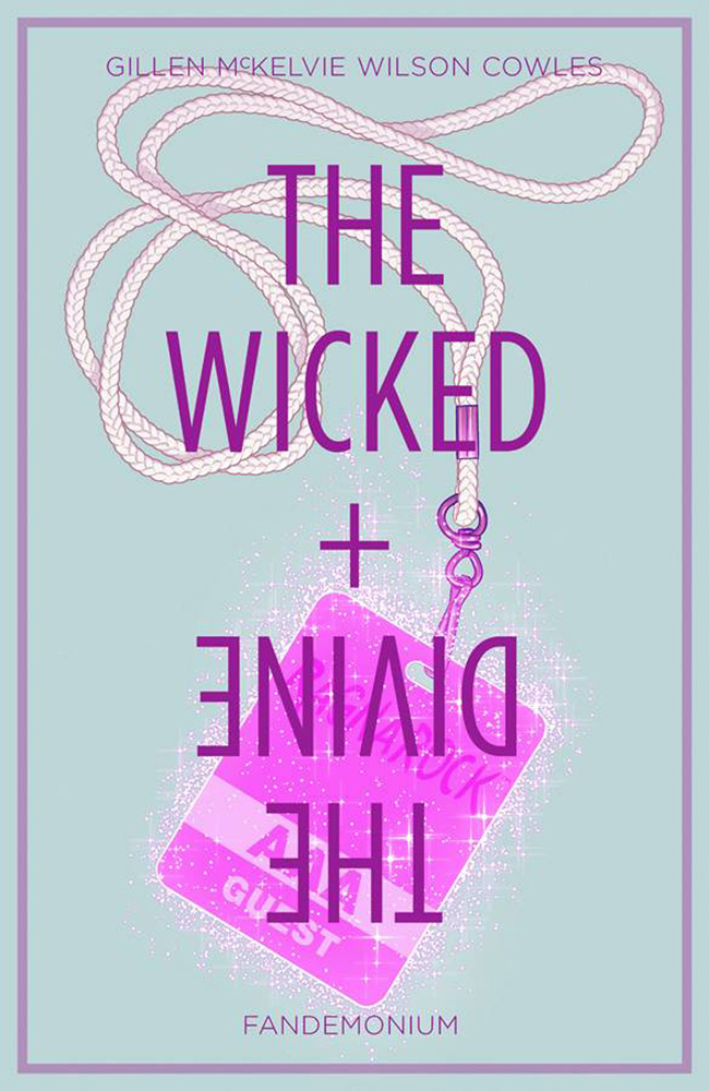 Image: The Wicked + The Divine Vol. 02: Fandemonium SC  - Image Comics