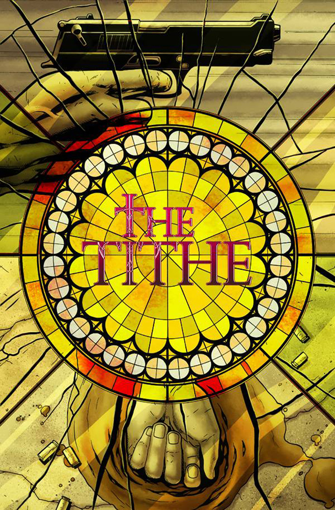 Image: Tithe #3 (cover A) - Image Comics - Top Cow