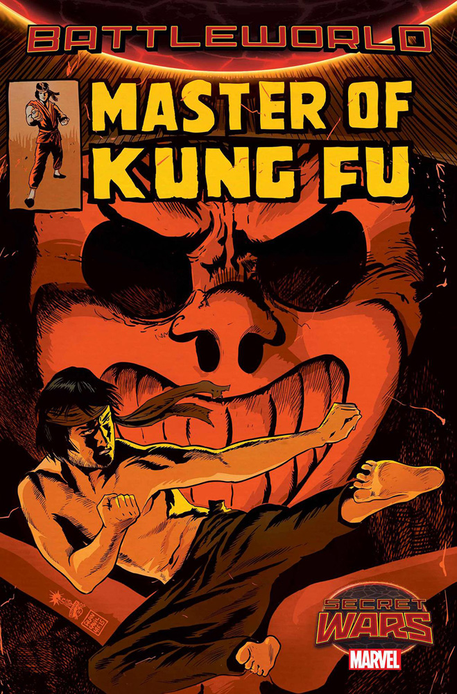 Image: Master of Kung-Fu #2 (2015) - Marvel Comics