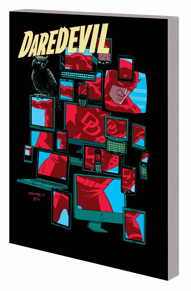 Image: Daredevil Vol. 03: The Daredevil You Know SC  - Marvel Comics