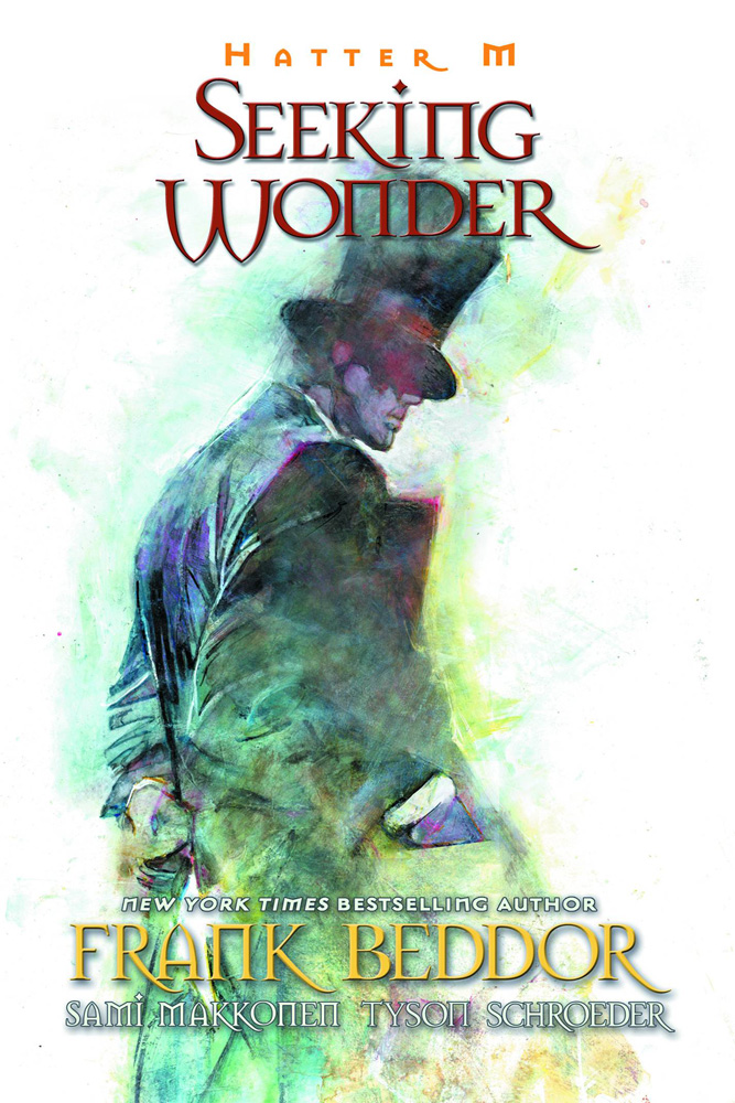Image: Hatter M: Seeking Wonder SC  - Automatic Pictures