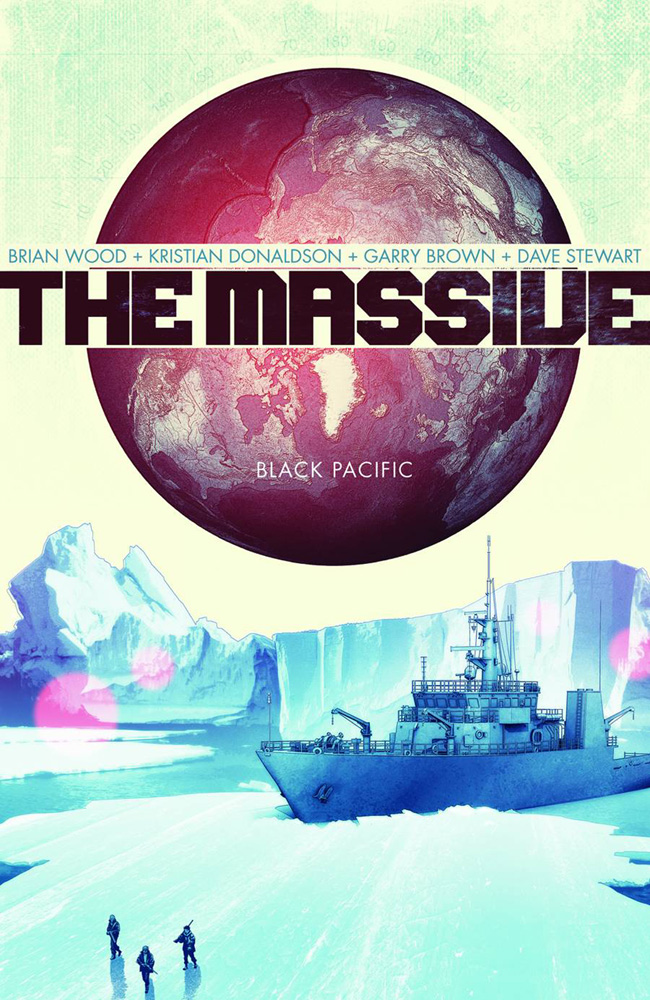 Image: Massive Vol. 01: Black Pacific SC  - Dark Horse Comics