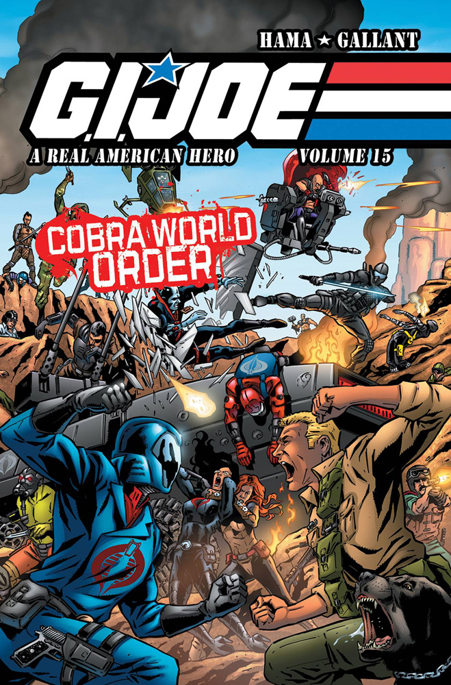 Image: G.I. Joe: A Real American Hero Vol. 15 SC  - IDW Publishing