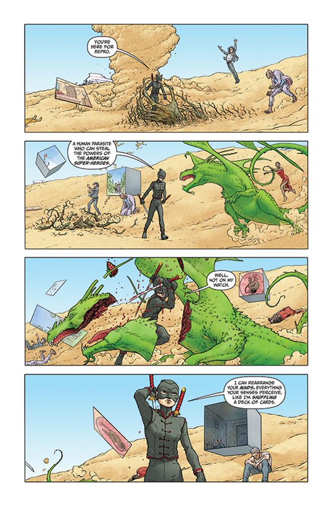 Jupiter's Legacy 2 #1 (cover C)  [2016] - Image Comics