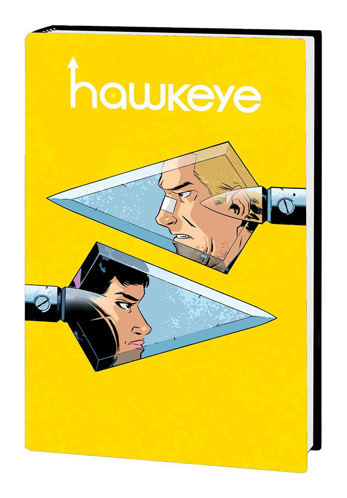 Image: Hawkeye Vol. 03 HC  - Marvel Comics