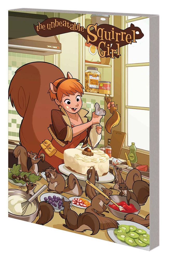 Image: Unbeatable Squirrel Girl & The Great Lakes Avengers SC  - Marvel Comics