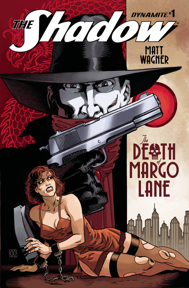 Image: Shadow: The Death of Margo Lane #1 (cover A - Wagner)  [2016] - Dynamite