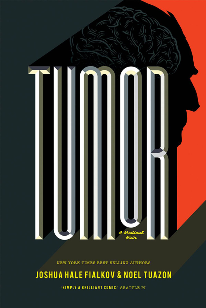 Image: Tumor HC  - Oni Press Inc.