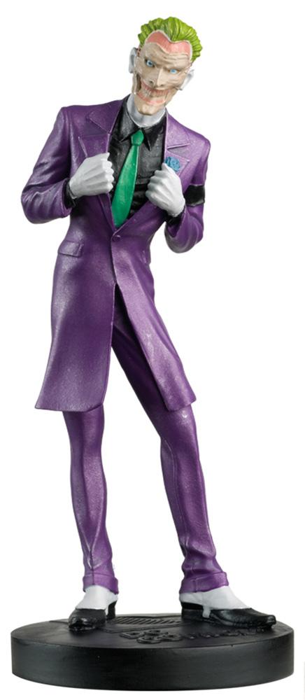 DC Comics Eaglemoss Masterpiece Collection: The Joker & Harley Quinn #5 - Eaglemoss Publications Ltd