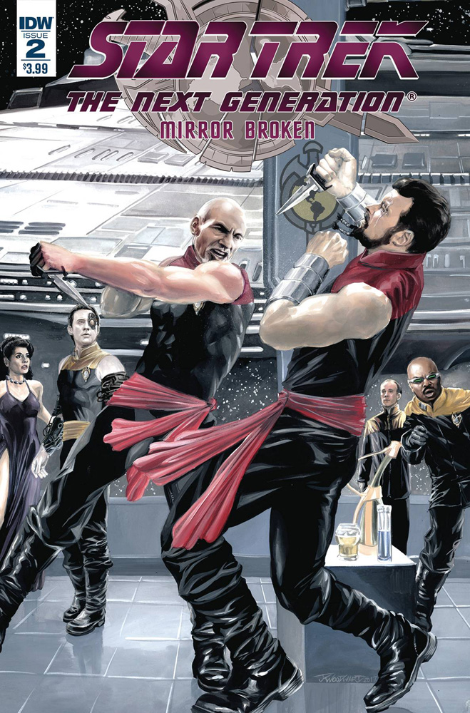 Image: Star Trek: Mirror Broken #2  [2017] - IDW Publishing