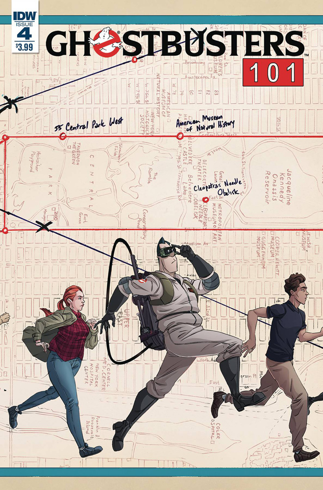 Image: Ghostbusters 101 #4  [2017] - IDW Publishing