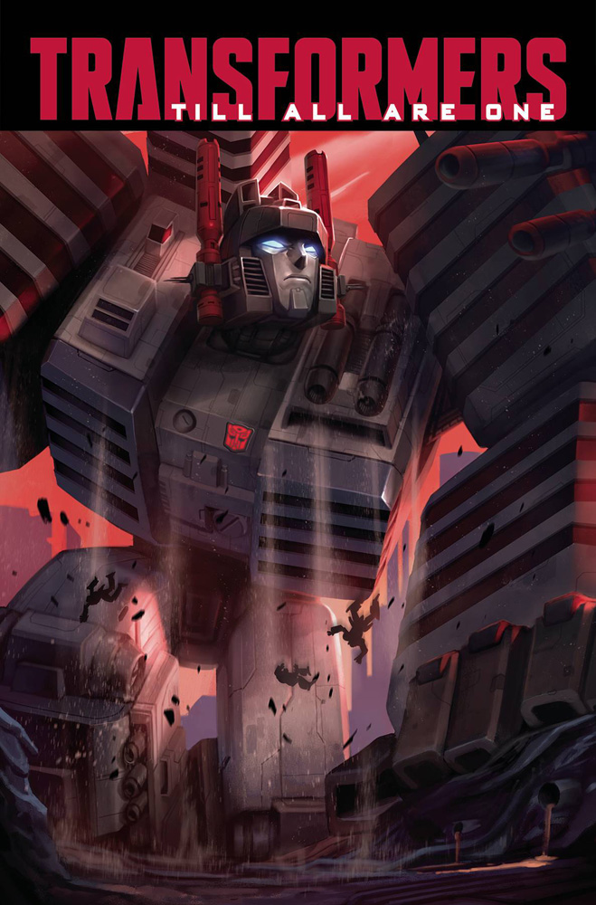 Image: Transformers: Till All Are One Vol. 02 SC  - IDW Publishing