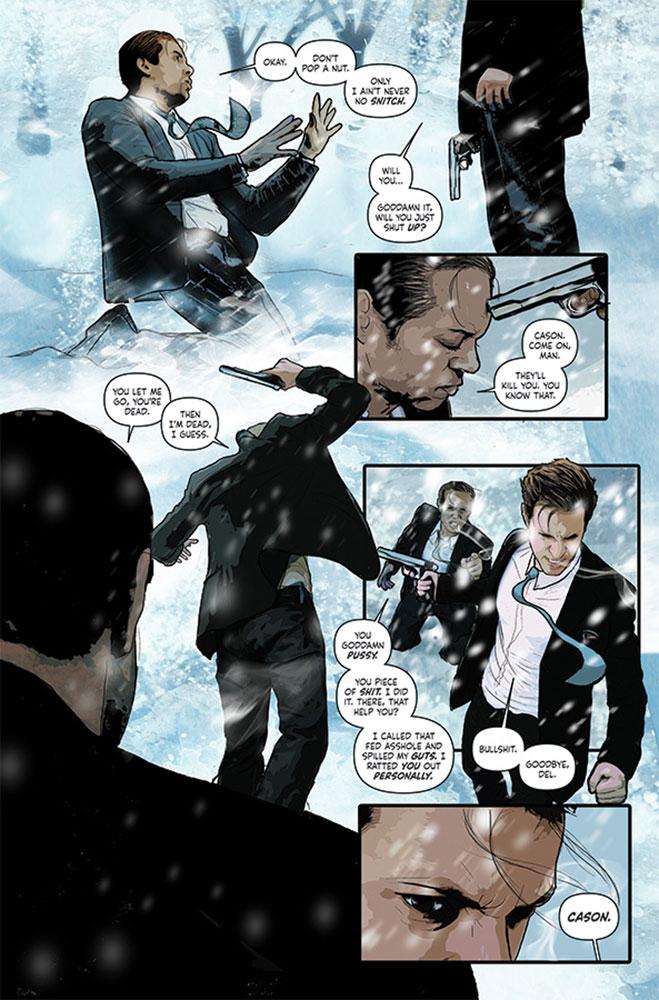 Crosswind #1  [2017] - Image Comics