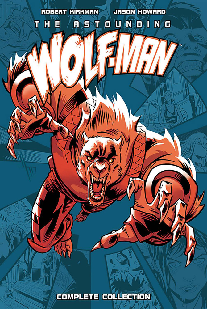 Image: Astounding Wolf-Man Complete Collection HC  - Image Comics