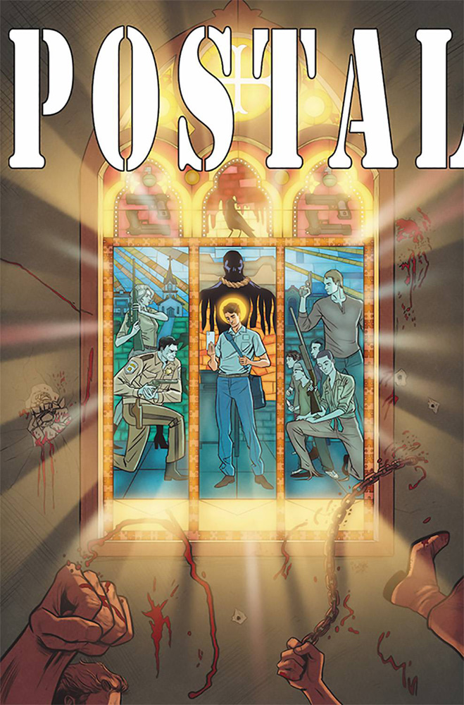 Image: Postal Vol. 05 SC  - Image Comics - Top Cow