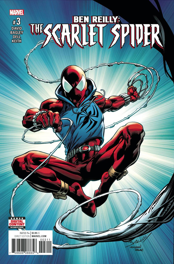 Image: Ben Reilly: The Scarlet Spider #3  [2017] - Marvel Comics