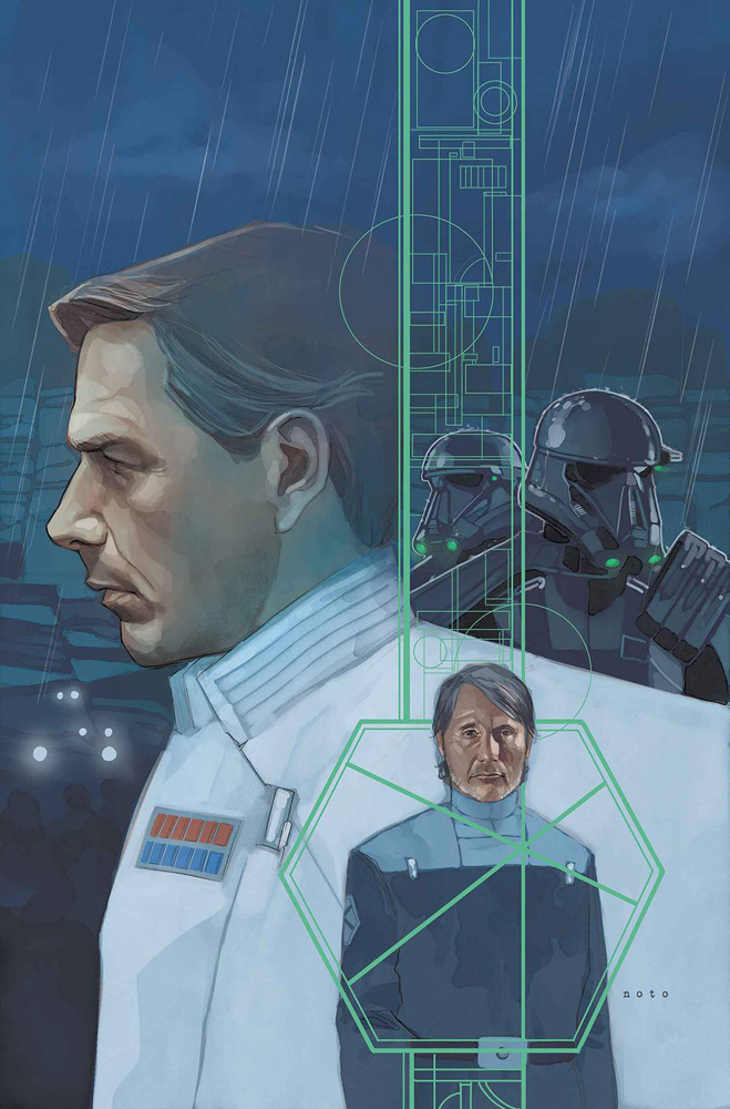Image: Star Wars: Rogue One Adaptation #3  [2017] - Marvel Comics