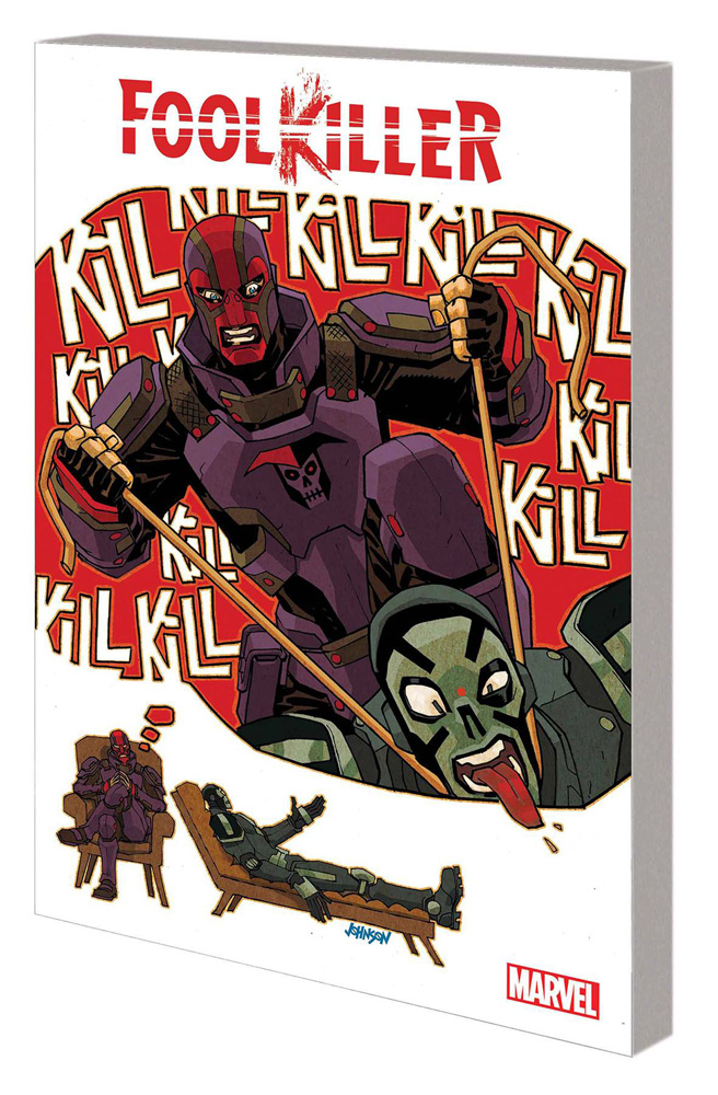 Image: Foolkiller Vol. 01: Psycho Therapy SC  - Marvel Comics