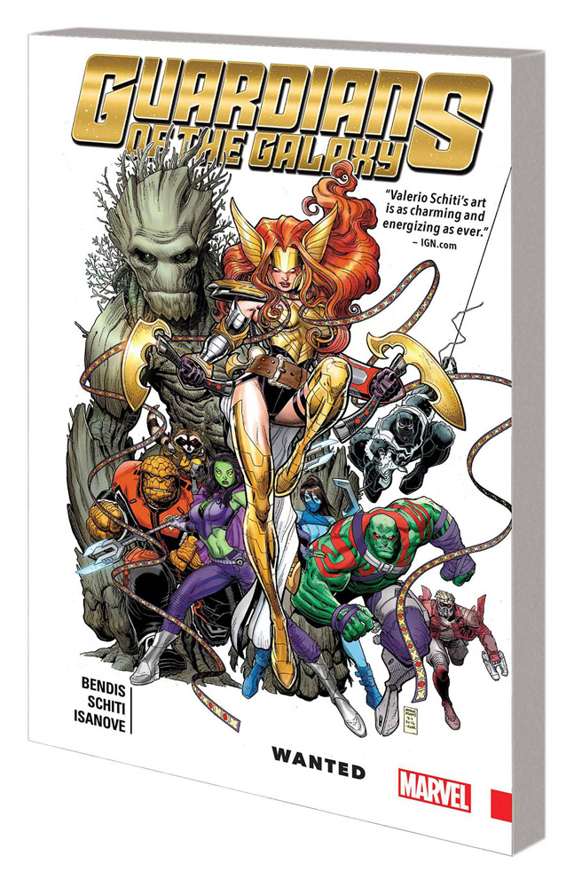 Image: Guardians of the Galaxy: New Guard Vol. 02 - Wanted SC  - Marvel Comics