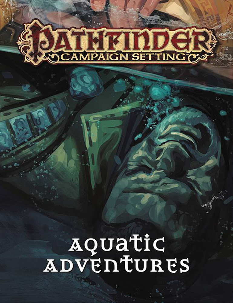 Image: Pathfinder Campaign Setting: Aquatic Adventures  - Paizo, Inc