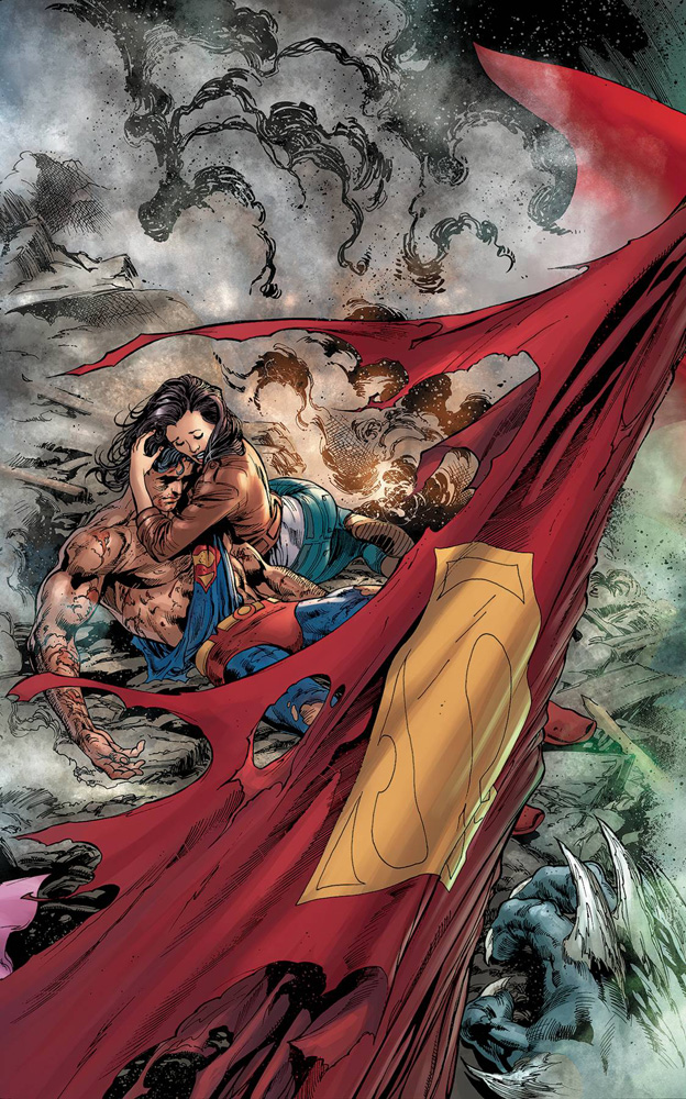 Image: Man of Steel #5  [2018] - DC Comics