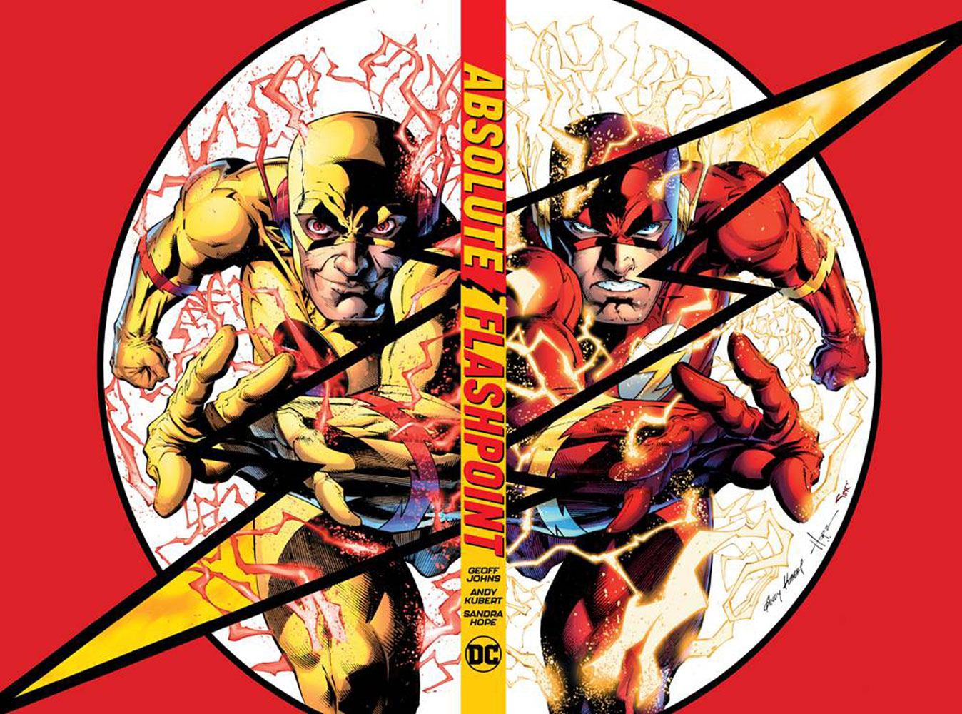 Image: Absolute Flashpoint HC  - DC Comics