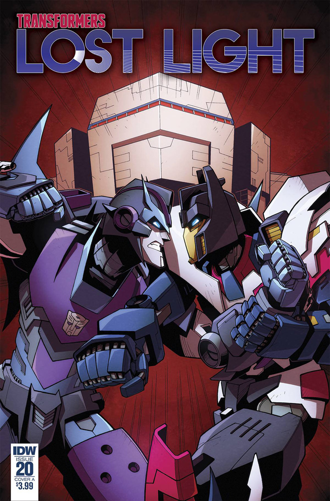Image: Transformers: Lost Light #20 (cover A - Lawrence)  [2018] - IDW Publishing