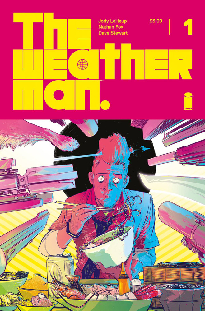 Weatherman #1