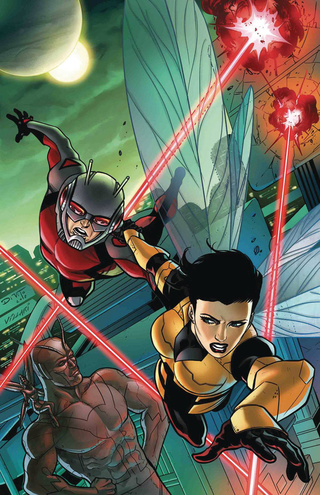 Image: Ant-Man & the Wasp: Living Legends #1  [2018] - Marvel Comics