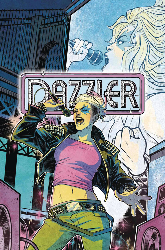 Image: Dazzler: X-Song #1  [2018] - Marvel Comics
