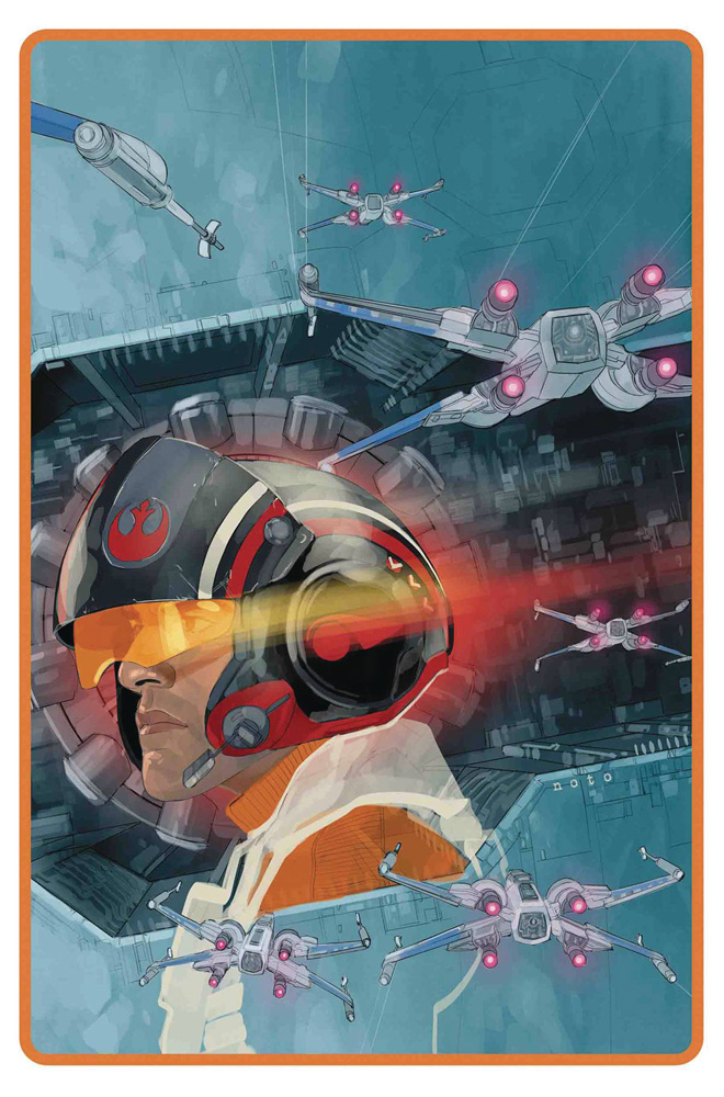 Image: Star Wars: Poe Dameron #28  [2018] - Marvel Comics