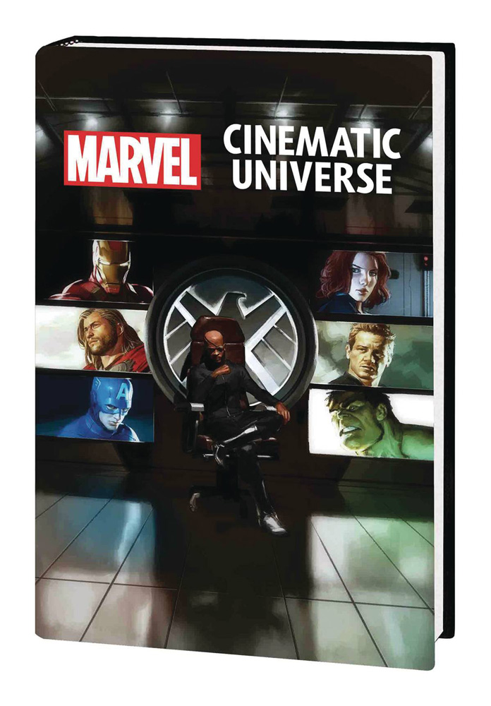 The Marvel Cinematic Universe: The Marvel Comics