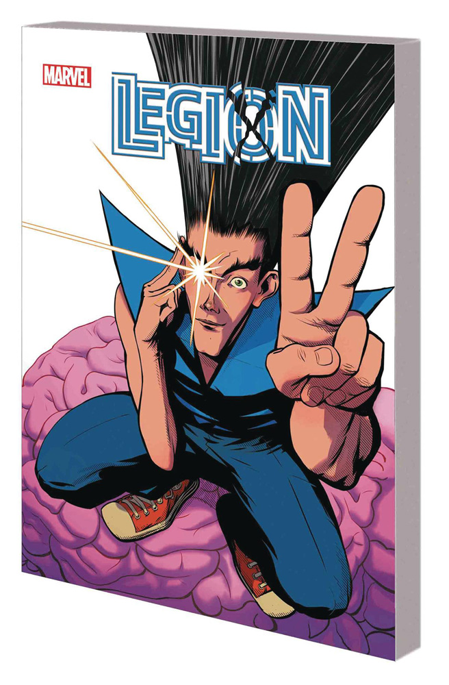 Image: Legion: Trauma SC  - Marvel Comics