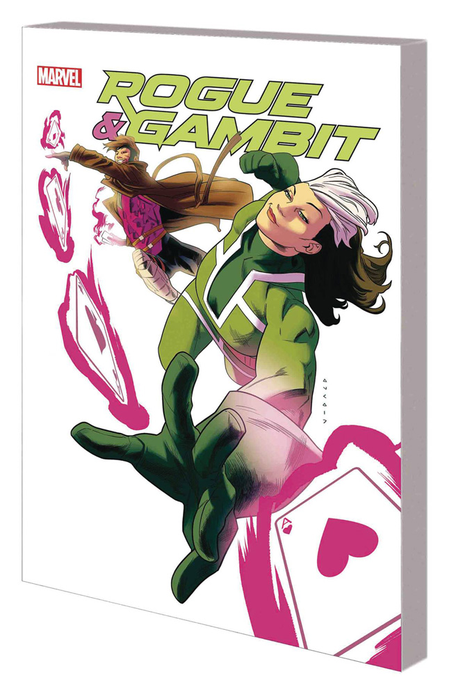 Image: Rogue & Gambit: Ring of Fire SC  - Marvel Comics