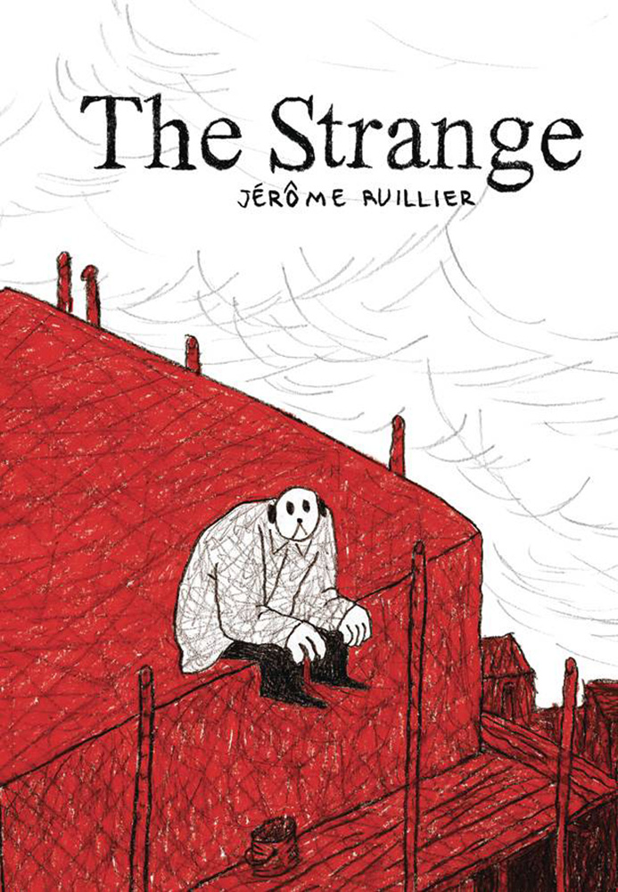 Image: Strange SC  - Drawn & Quarterly