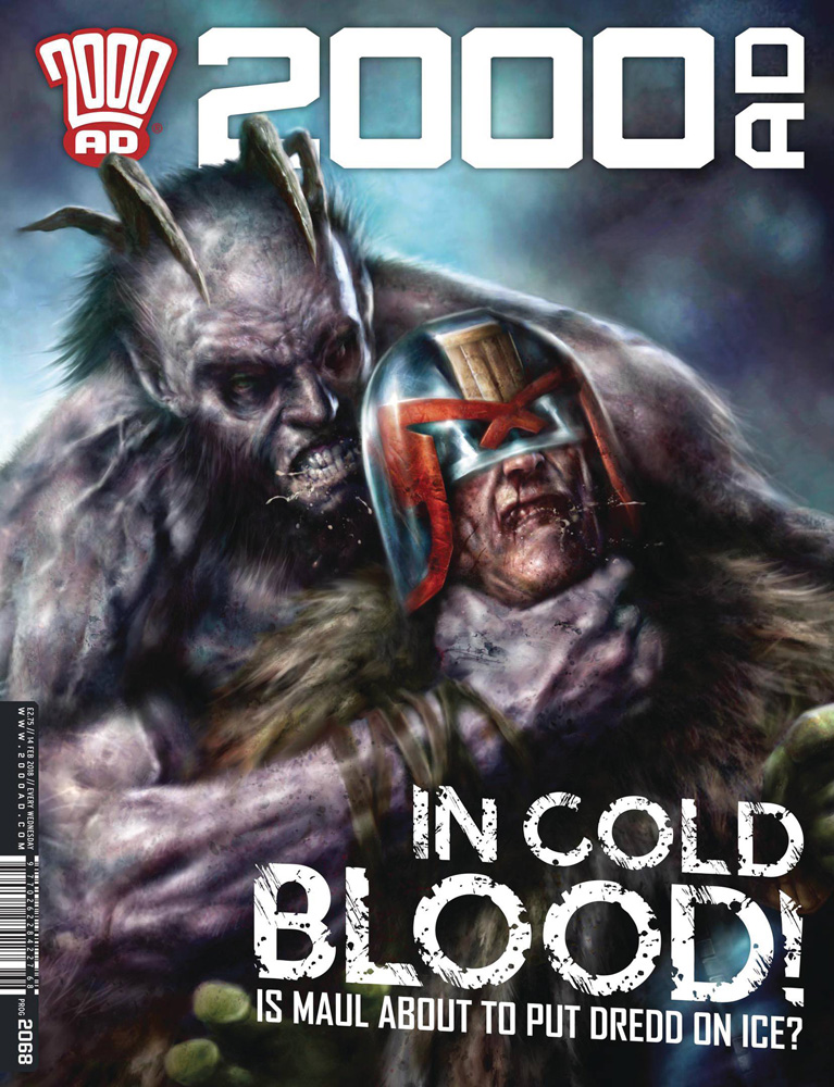 Image: 2000 A.D. Pack  (APR18) - Rebellion / 2000AD