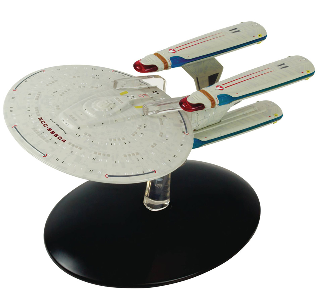 Image: Star Trek Official Starships Collection: Niagara Class #126 - Eaglemoss Publications Ltd