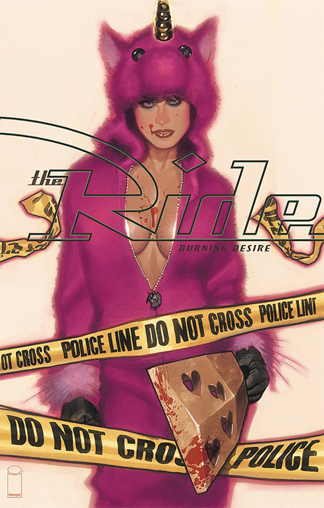 Image: Ride: Burning Desire #1 (cover A - Hughes)  [2019] - Image Comics