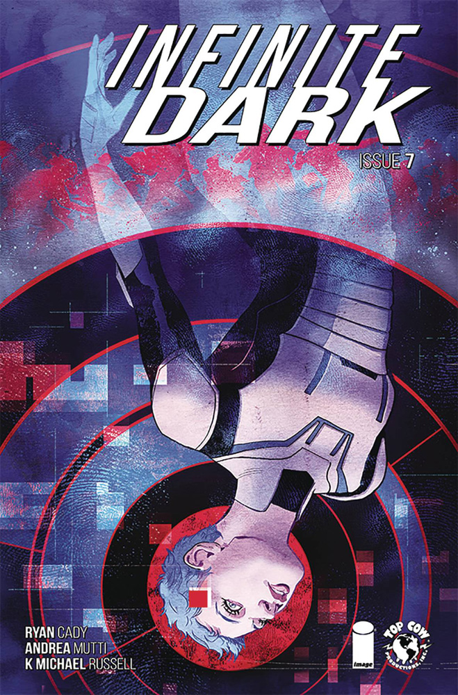 Image: Infinite Dark #7 - Image Comics - Top Cow