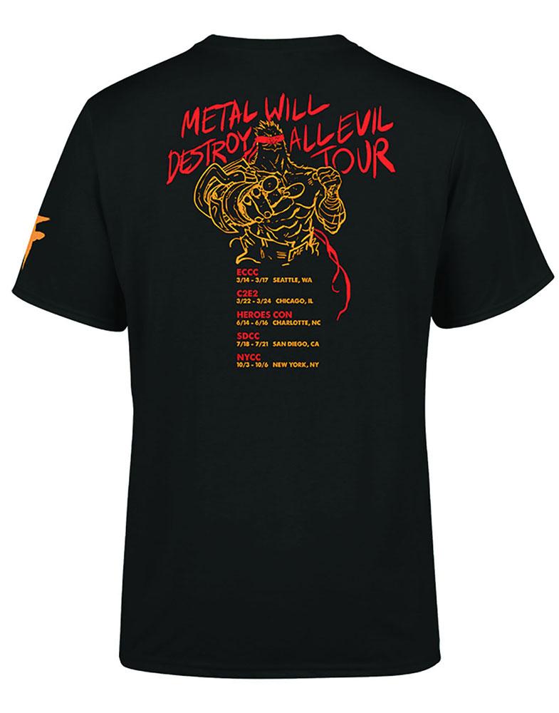 Murder Falcon Tour T-Shirt  (XL) - Image Comics