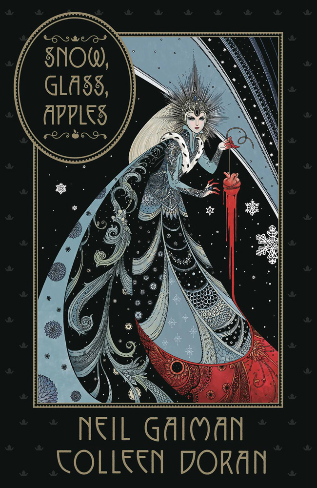 Image: Snow, Glass, Apples HC  - Dark Horse Comics