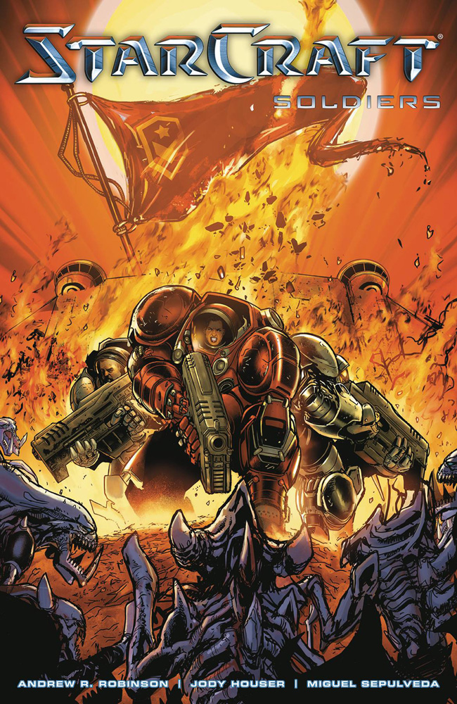 Image: Starcraft Vol. 02: Soldiers SC  - Dark Horse Comics