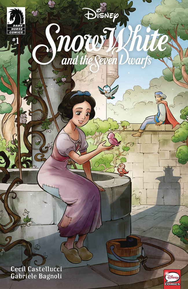 Image: Snow White and the Seven Dwarfs #1 - Dark Horse Comics
