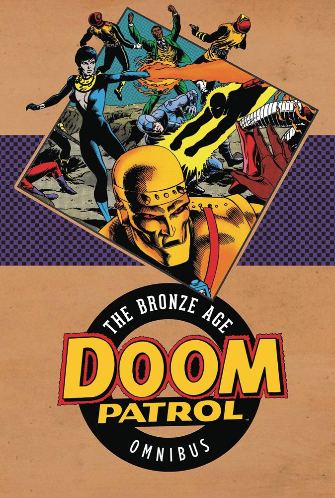 Doom Patrol: The Bronze Age Omnibus HC